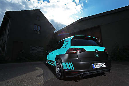 VW Golf GTI MK7 by Cam Shaft