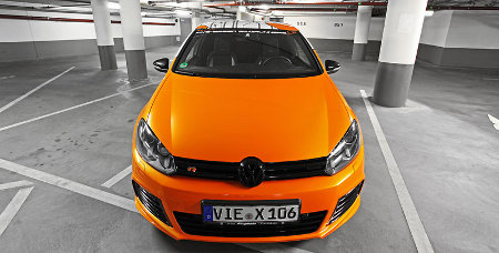VW Golf R by Cam Shaft