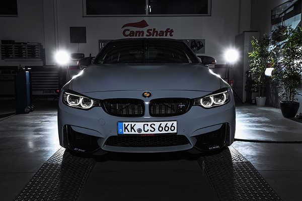 BMW M4 Cam Shaft