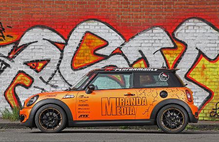 Mini Cooper S by Cam Shaft