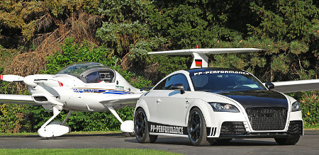 Audi TT RS Black & White Edition by PP-Performance & Cam Shaft