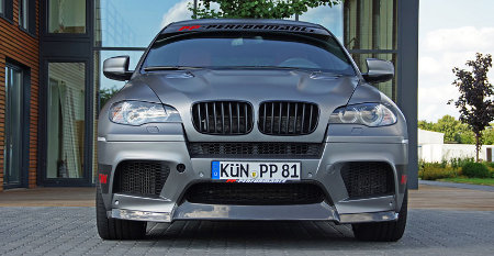 BMW X6M by Cam Shaft & PP-Performance