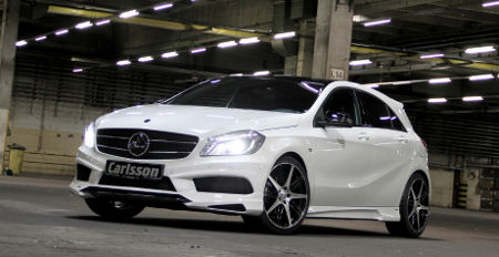 Carlsson Mercedes A-Klasse W176