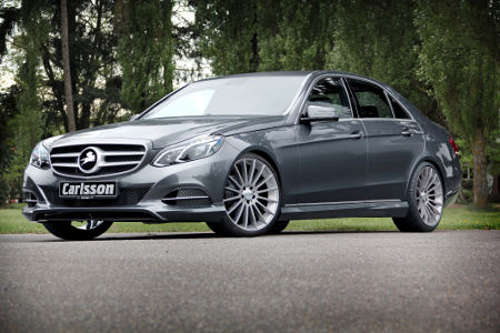 Mercedes E-KLasse 212 by Carlsson