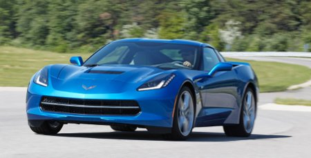 Corvette C7 Premiere Edition