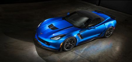 Corvette C7 Stingray Z06 Convertible