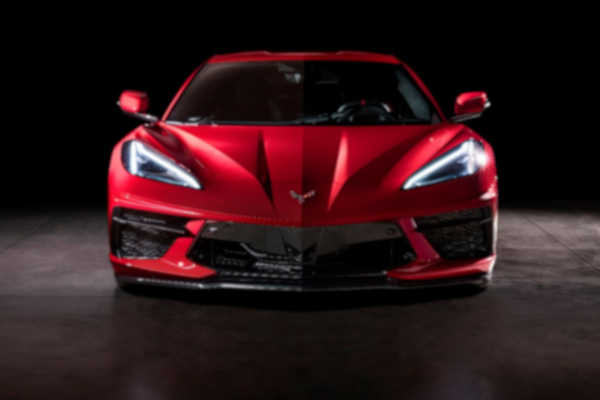 Corvette C8 Stingray 2019