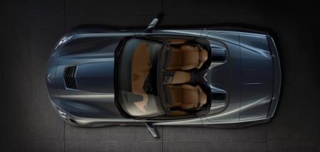 Chevrolet Corvette C7 Stingray Convertible Cabrio 2014