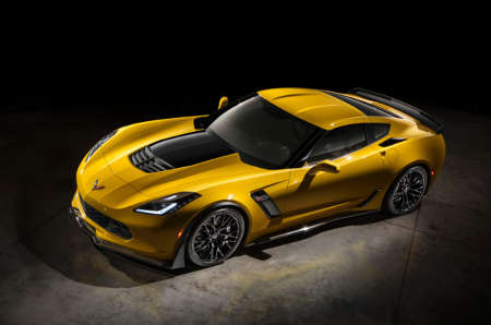 Corvette C7 Stingray Z06