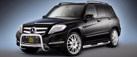 Mercedes GLK-Klasse by Cobra Technologies & Lifestyle