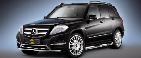 Mercedes GLK-Klasse by Cobra Technologies & Lifestyle