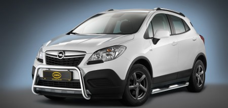 Opel Mokka by Cobra Technologies