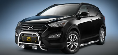 Hyundai Santa Fe by Cobra