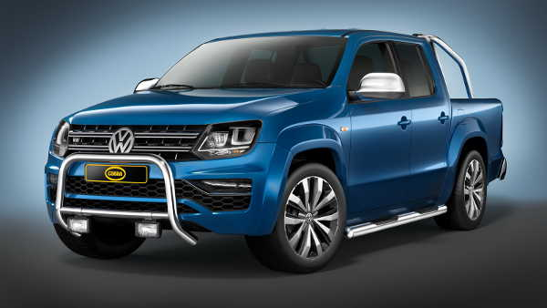 VW Amarok 2017 Cobra Technology & Lifestyle