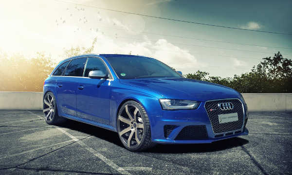 Audi RS4 Cor.Speed
