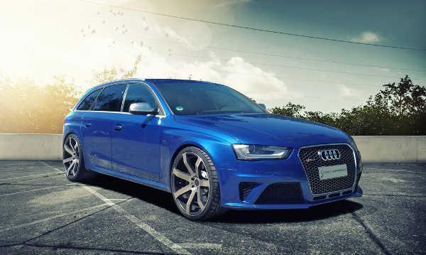 Audi RS4 Cor.Speed