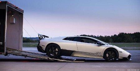 Lamborghini LP2000-2 SV TT by Covert Tuning Dynamics