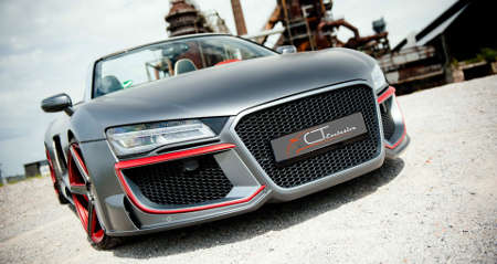 Audi R8 by CT Exclusive