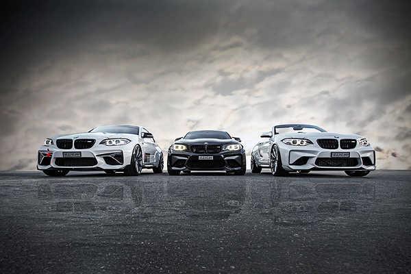 Dähler BMW M2