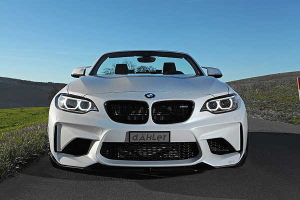 Dähler BMW M2 Cabrio