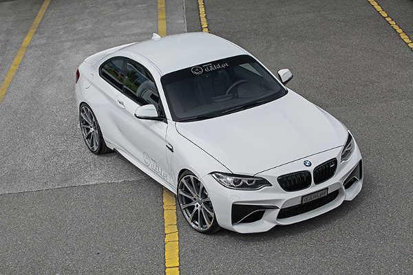 BMW M2 Coupé mit M4 Motor S55 by dÄhler
