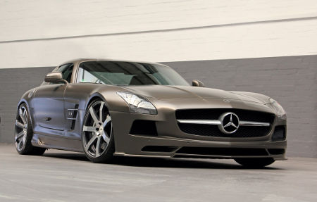 Mercedes SLS AMG by DD Customs