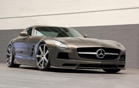 Mercedes SLS AMG by DD Customs