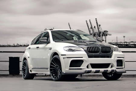 BMW X6 M Tycoon by Hamann & DD Customs