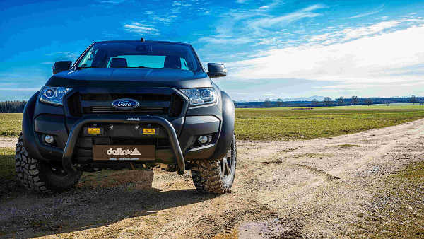 Ford Ranger delta4x4 The Bad Ranger