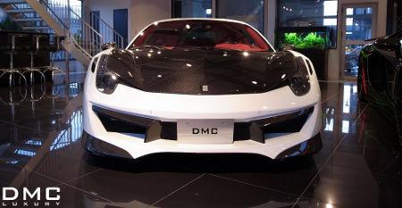DMC Ferrari 458 Estremo Edizione 10/10