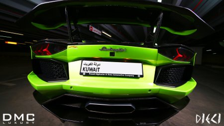 Lamborghini Aventador Dieci by DMC