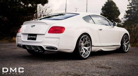 Bentley 2013 GTC Duro by DMC Design