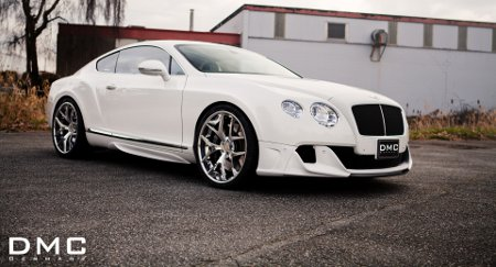 Bentley 2013 GTC Duro by DMC Design