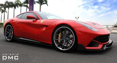Ferrari F12 Berlinetta SPIA by DMC Design