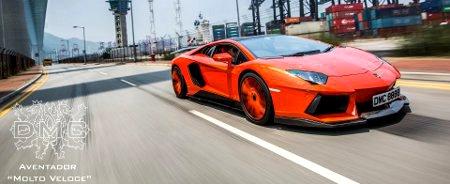 Lamborghini Aventador LP900 Molto Veloce by DMC Design