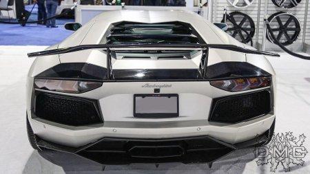 Lamborghini Aventador LP900 Molto Veloce by DMC Design SEMA 2012