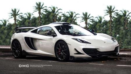 DMC McLaren 12C Velocita Wind Edition