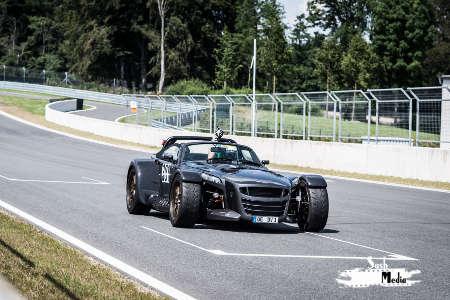 Donkervoort D8 GTO Rekord Bilster Berg