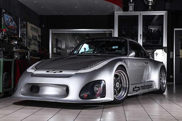 Porsche 935 dpIII von dp motorsport