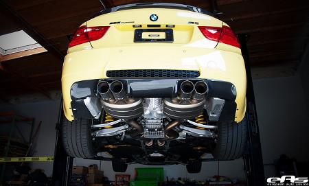 BMW M3 E90 by EAS