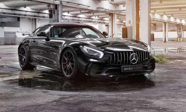 edo GT R: Extrascharfer Mercedes GT R mit 340 km/h
