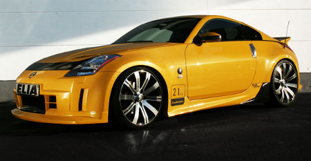 Nissan 370Z by Elia Tuning