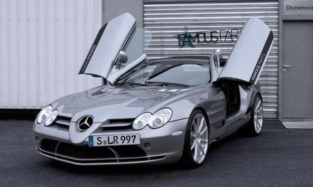 Mercedes SLR McLaren by Famous Parts