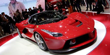 LaFerrari Genfer Autosalon 2013