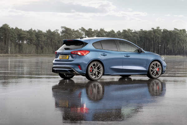 Ford Focus ST 2019
