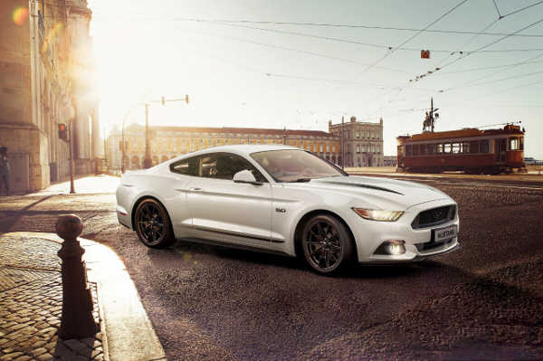 Ford Mustang Black Shadow Edition 2017