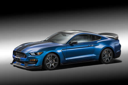 Ford Shelby GT350-R Mustang