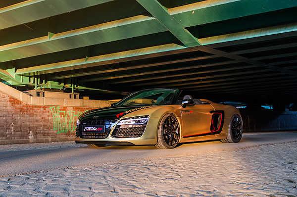 Audi R8 V10 Spyder fostla.de