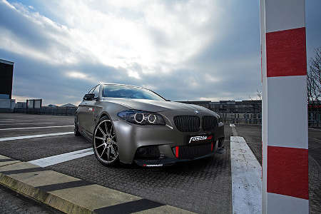 BMW 550i by fostla.de