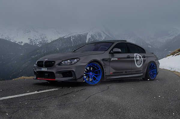 BMW 6er von fostla.de